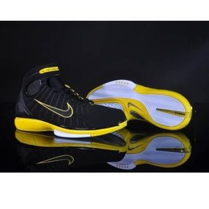 Nike Air Zoom Huarache 2K4 Black Maize Kobe Bryant